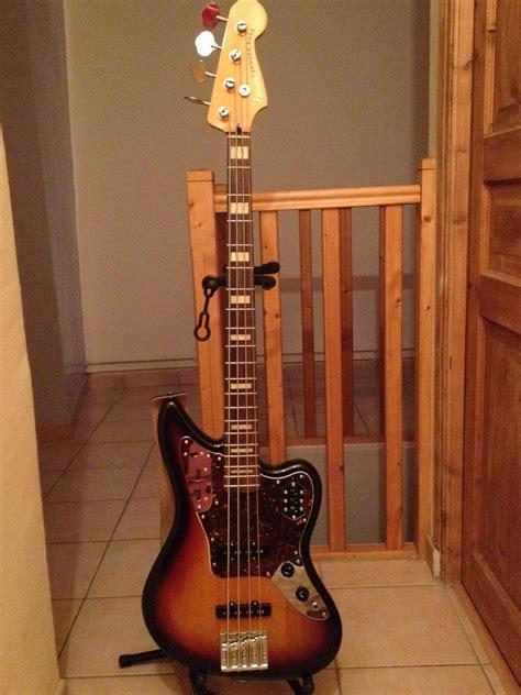 Fender Deluxe Jaguar Bass Image 310820 Audiofanzine