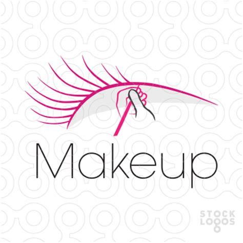 makeup artist logo design decker sold logo makeup stocklogos