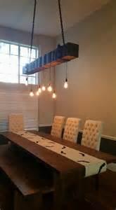 rustic chandeliers wood rustic industrial wood beam chandelier id lights