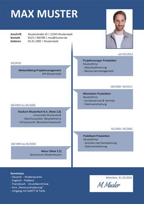 Gratis Vorlage Lebenslauf by Lebenslauf Vorlagen Kostenlos Downloaden Als Word Dateien