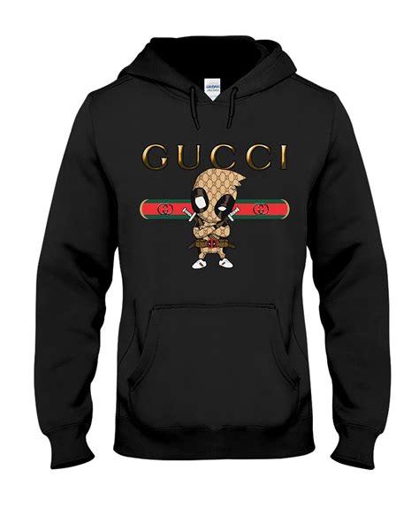 Hoddie Gucci official deadpool gucci shirt hoodie sweater eaglexshirt