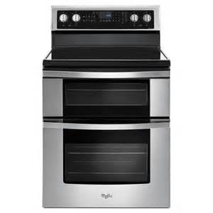 Shop whirlpool 30 in smooth surface 5 element 4 2 cu ft 2 5 cu ft self
