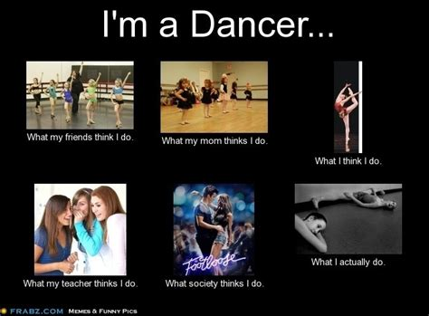 Dance Meme - another dance meme dancer probs pinterest