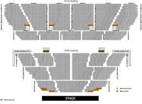 hammersmith apollo floor plan image gallery hammersmith odeon seating plan