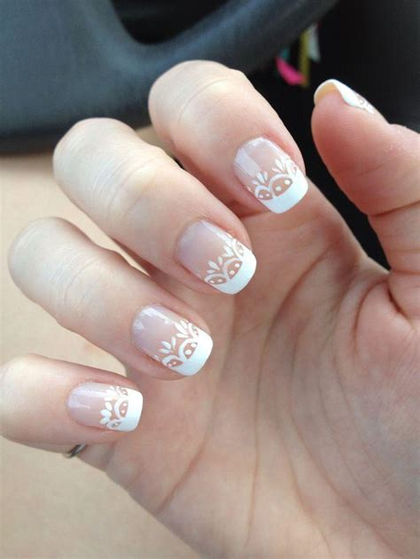 Wedding Nails by Wedding Nail Designs Wedding Nails 2065105 Weddbook