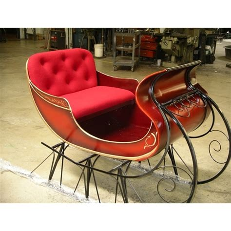 large christmas sleigh plans diy free download simple wood