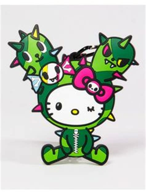 Hello Kaktus Totebag tokidoki x sanrio characters crossbody bag
