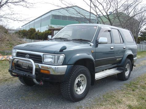 95 Toyota Hilux For Sale Toyota Hilux Surf Ssr X 1994 Used For Sale