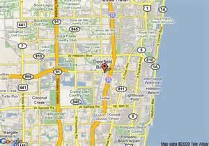 map of best western deerfield hotel suites