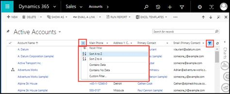 Best Records Search Searching In Microsoft Dynamics 365 The Crm Book