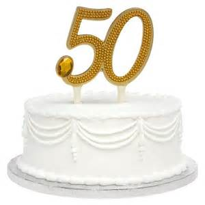 50th cake topper 50th anniversary cake topper gold target