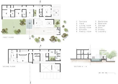 architecture home plans minimal i my architect