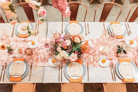 best dinner party menu ever a rose gold glam dinner party green wedding shoes