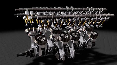 Engine V12 by V12 Engine Firing Order