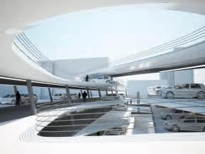 Parking Garage Design zaha hadid collins park garage miami