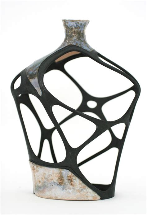 Spray Paint Ceramic Vase by The Indicator Craft In The Digital Age Archdaily
