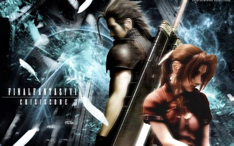 film final fantasy vii crisis core crisis core final fantasy vii wallpapers video game hq