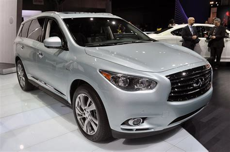 nissan infiniti qx60 almost 1 million cars for nissan s latest automotive recall