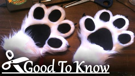 how to make puffypaws good to know 2 youtube