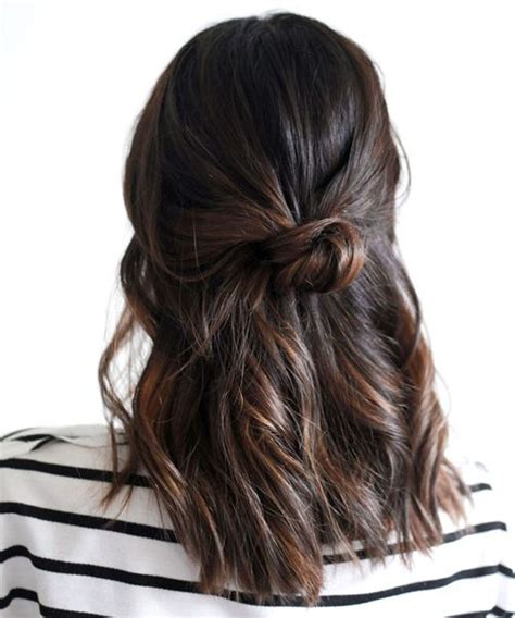 Easy Professional Hairstyles by Half Up Easy Professional Hairstyles For 2016 Hair
