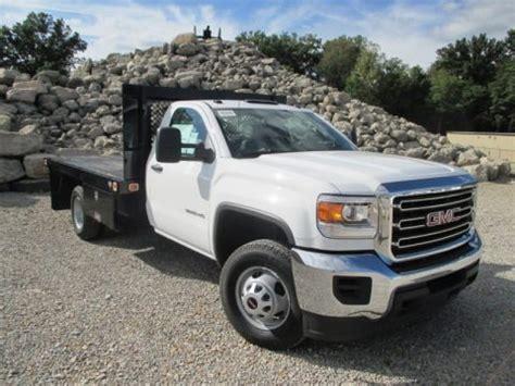 gmc sierra truck bed dimensions 2015 gmc sierra 3500hd work truck regular cab 4x4 flat bed