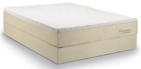Tempur Pedic Pillow Top Mattress by Tempur Pedic Tempur Cloud Collection Tempur Cloud