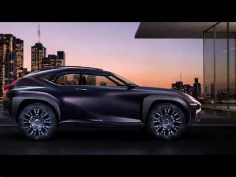 Lexus Suv 2020 by New Lexus Ux 2017 Concept Interior Crossover Suv 2020