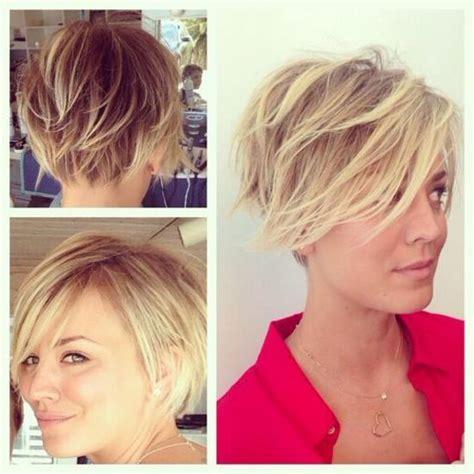 kaley cuoco short hair regimine kaley cuoco short hair collections hair ideas