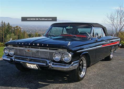 1961 chevrolet impala ss 1961 chevrolet impala ss convertible