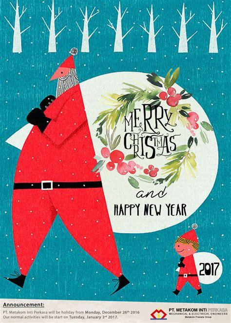 Kartu Ucapan Natal Tahun Baru Ulang Tahun Gift Card 3d Murah news metakom inti perkasa
