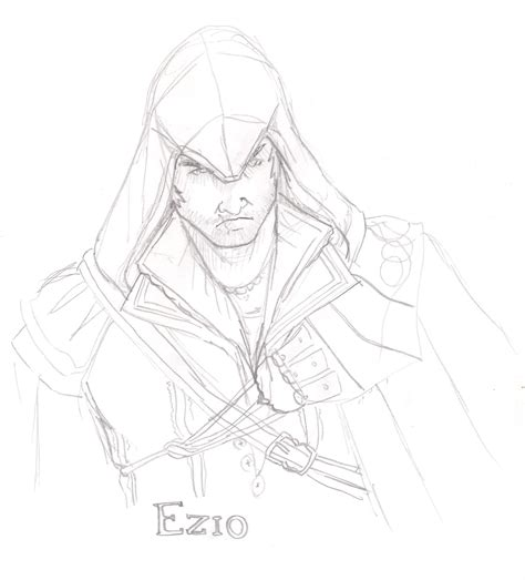 free coloring pages of assassin creed logo