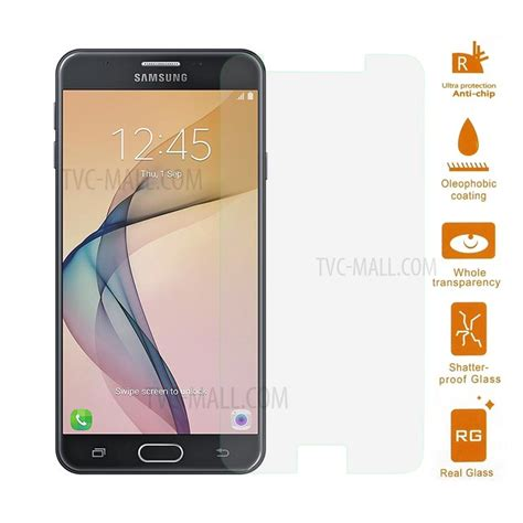Tempered Glas Temperglas Samsung On 7 J7 Prime Oriens 0 3mm tempered glass screen protector for samsung