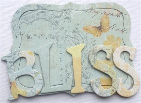 Custom Order 2 By Derma Prima sunkiss bliss prima chipboard letter die cuts alphabet