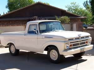 Ford F100 Unibody Sell Used 1962 Ford F 100 Unibody Bed In Glendale