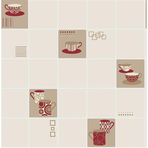 contour teacups wallpaper red diy wallpaper bm
