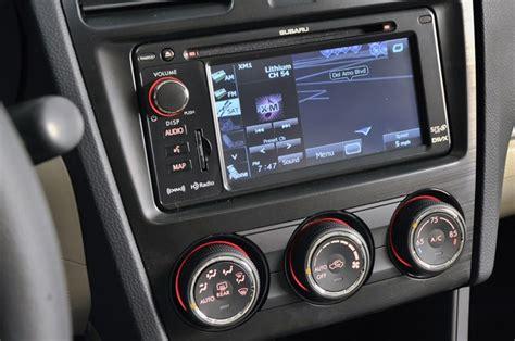 airbag deployment 1993 subaru impreza navigation system 2012 subaru impreza deep dive autoblog