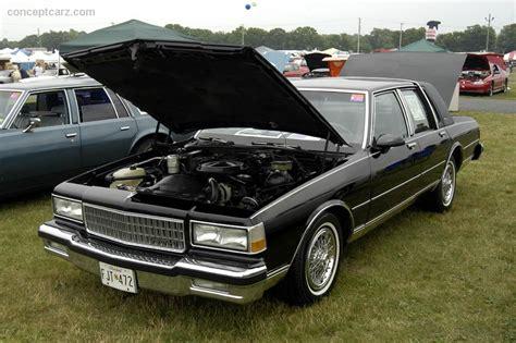 1989 Chevrolet Caprice Classic   conceptcarz.com