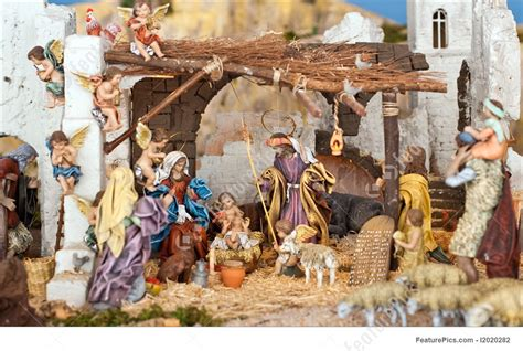 Baby Jesus In The Crib Crib Picture