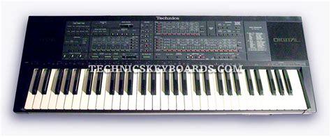 Keyboard Technics Technics Keyboards Keyboard