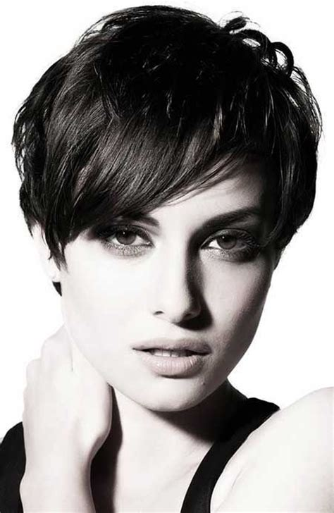 short hair is good or long 13 pretty short hairstyles for long faces pretty designs