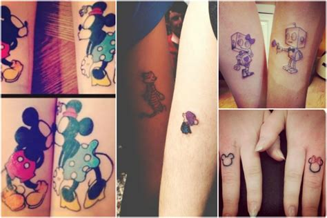 couple matching tattoos tumblr his and tattoos www imgkid the image