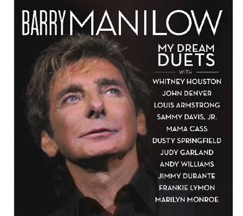 Barry Manilow Says Back Hasselbeck by Barry Manilow My Duets Outtakes From Live In
