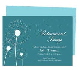Retirement Invitation Templates Free by Free Printable Retirement Invitations Theruntime