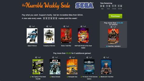 digital deals digital deals sega humble bundle