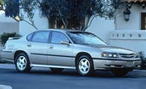 Chevrolet 2000 Models History Of The Chevy Impala Fins Fleets And Everything