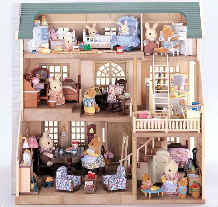 dolls house on the hill house on the hill inside dolls dollhouses miniature stuff love pinterest sylvanian