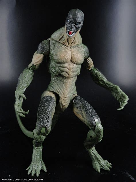 Hasbro The Amazing Lizard review the lizard 6 quot amazing spider hasbro mint condition customs