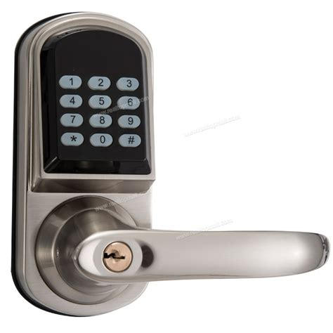 Electronic Keypad Door Lock by Intelligent Electronic Rf Key Card Fluorescent Keypad