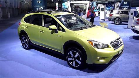 2015 subaru xv interior 2015 subaru xv crosstrek hybrid interior