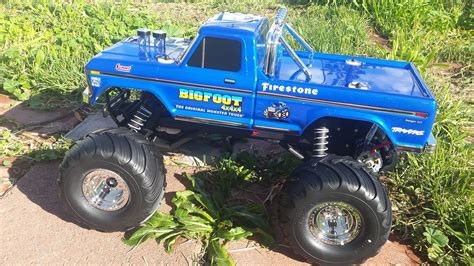 monster truck videos you 100 the first bigfoot monster truck you think you